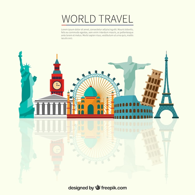 Tourism Vectors, Photos and PSD files | Free Download