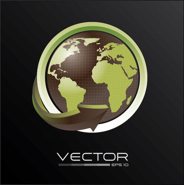 World Free Vector