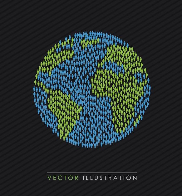 World Free Vector