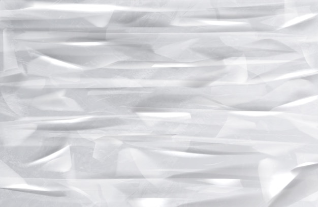 Wrinkled paper texture, folded sheet background Free Vector