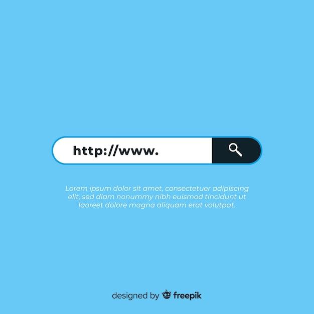 Значок www Бесплатные векторы