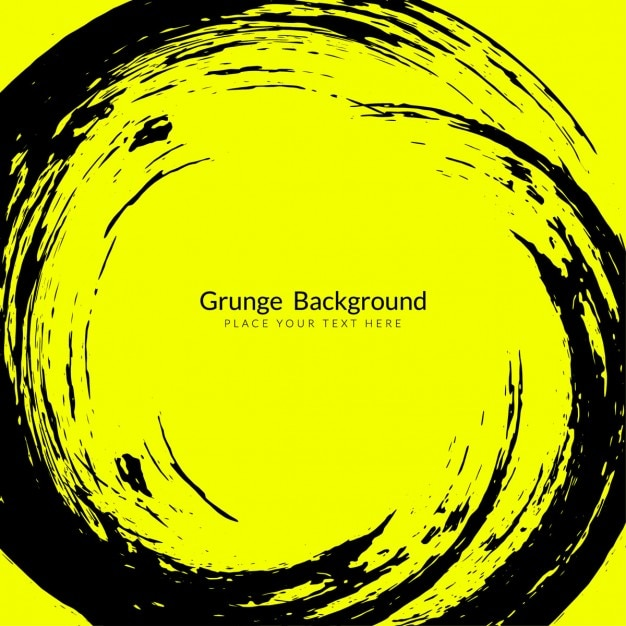 yellow and black grunge background vector free download rh freepik com distressed grunge background vector black grunge background vector
