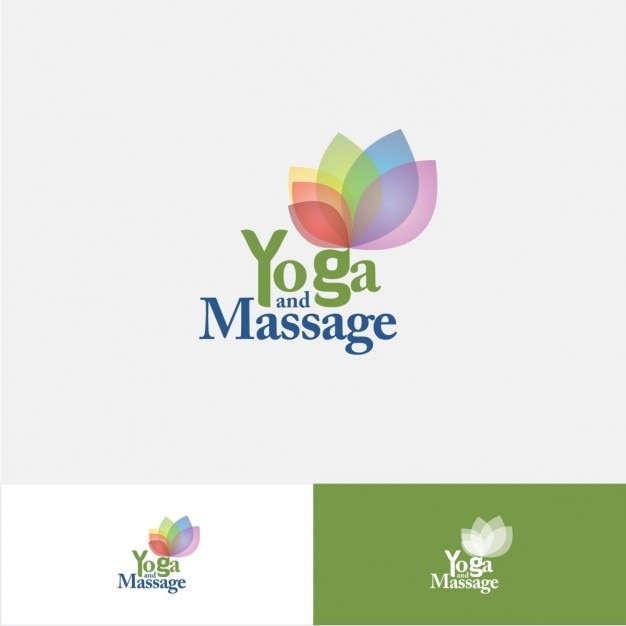 Yoga and Massage Logo