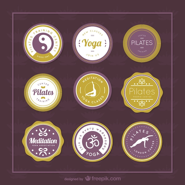 Pilates Vectors, Photos and PSD files   Free Download