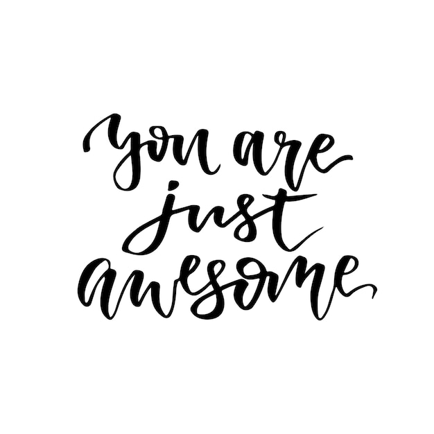 You Are Awesome: You Are Just Awesome. Inspirational And Motivational