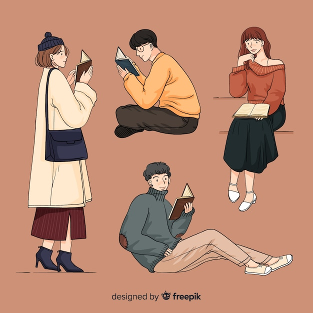 korean illustration