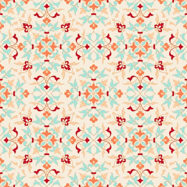 Zentangle стиль геометрического орнамента Бесплатные векторы