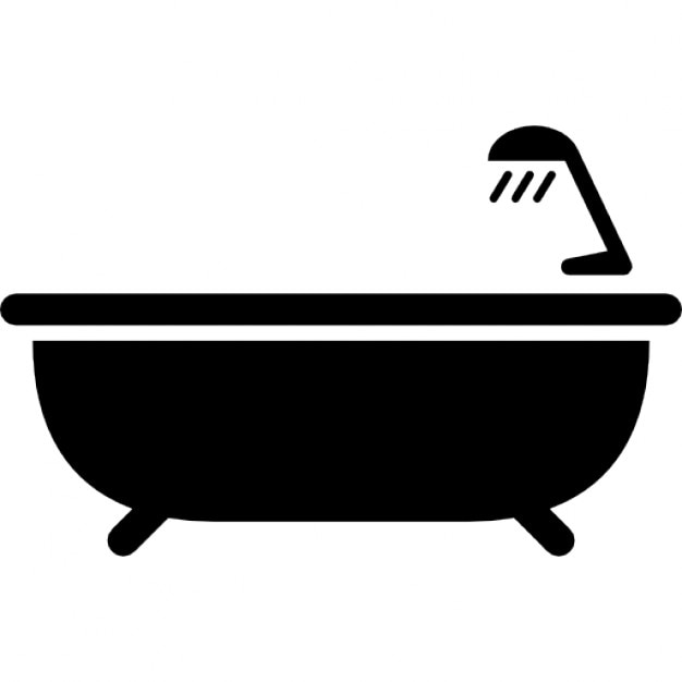 Badewanne Mit Dusche Download Der Kostenlosen Icons
