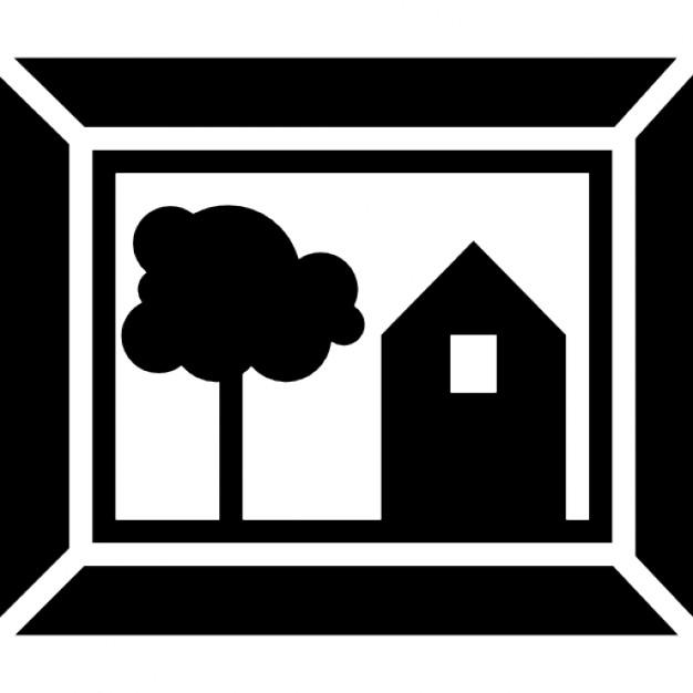 Wohnzimmer bilder mit rahmen  Bild mit Rahmen für Wohnzimmer Dekoration von Haus | Download der ...