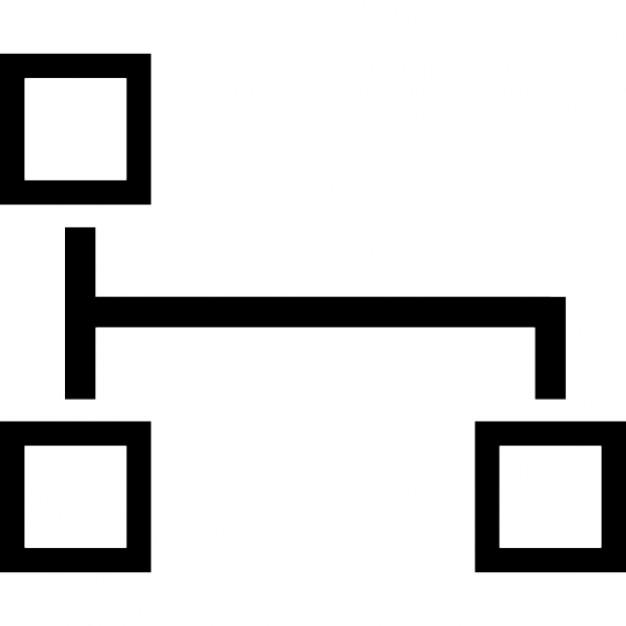 Blockschema der Quadrate | Download der kostenlosen Icons