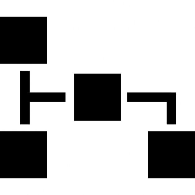 Blockschema | Download der kostenlosen Icons