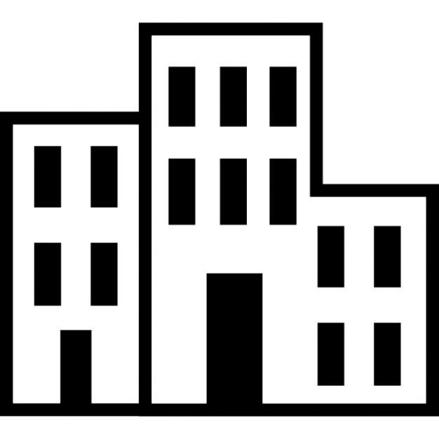 Bürogebäude | Download der kostenlosen Icons