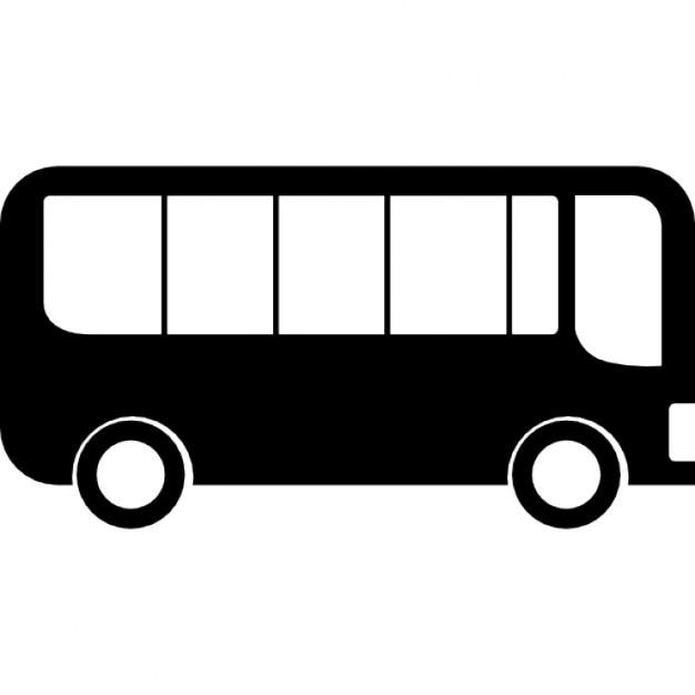 bus seitenansicht download der kostenlosen icons. Black Bedroom Furniture Sets. Home Design Ideas