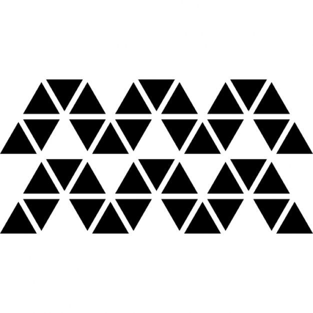 dreieckige formen bilden wellen download der kostenlosen icons. Black Bedroom Furniture Sets. Home Design Ideas