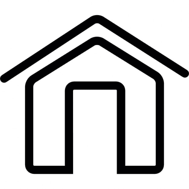 Einfaches haus download der kostenlosen icons for Einfaches haus