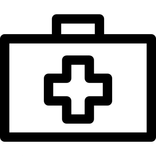 Erste-Hilfe-Kit Umriss | Download der kostenlosen Icons | {Erste hilfe symbol 83}
