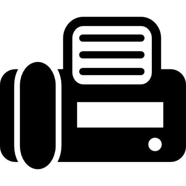Bildresultat för ikon för fax