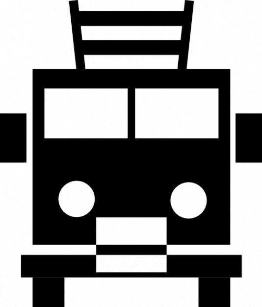 Feuerwehrauto Kostenlose Icons