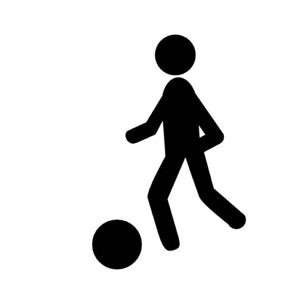 Fussball Zeichen Kostenlose Icon