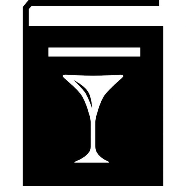Getränke Rezepte Buch | Download der kostenlosen Icons