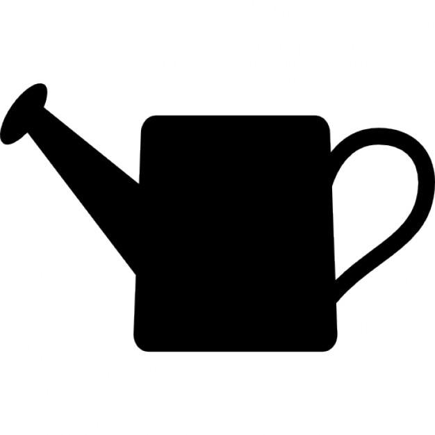 Gie kanne werkzeug silhouette der wasserbeh lter f r den for Meine wohnung click design download