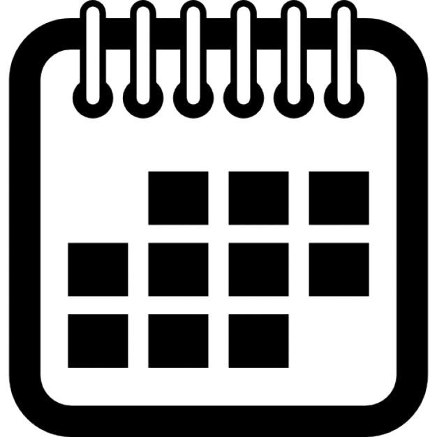Kalender-Schnittstelle Symbol   Download der kostenlosen Icons