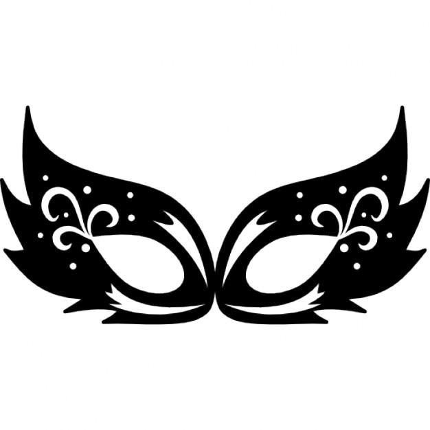 Karneval Maske Design | Download der kostenlosen Icons