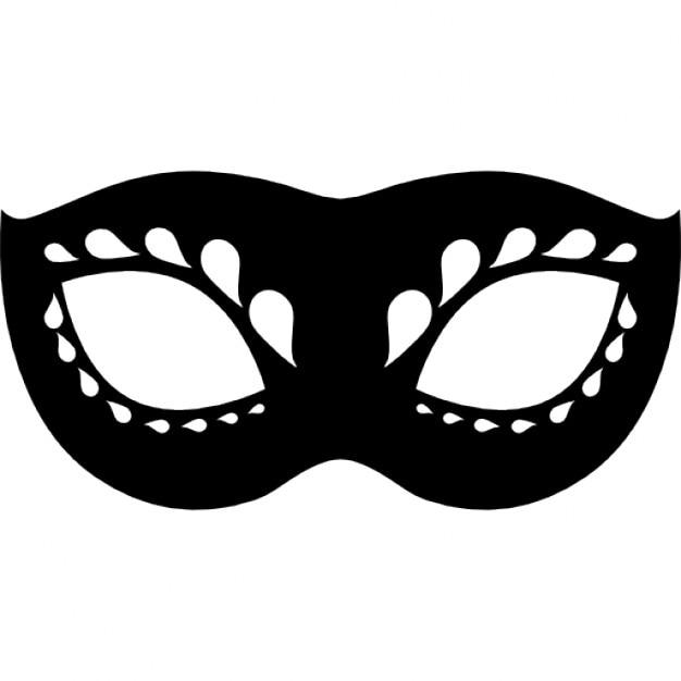 Karneval Maske die Augen umrahmen | Download der kostenlosen Icons