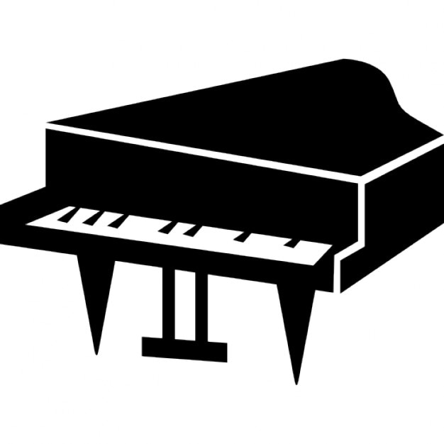Klavier musikinstrument download der kostenlosen icons for Strumento online gratuito piano piano