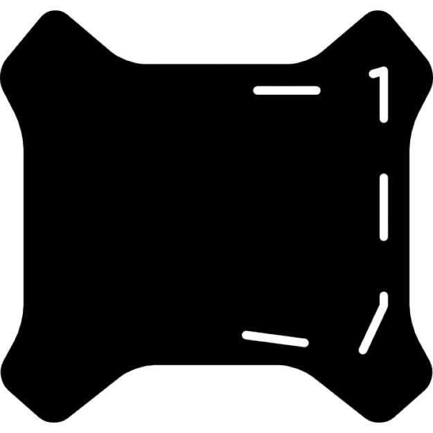 kleidung patch mit stichen download der kostenlosen icons. Black Bedroom Furniture Sets. Home Design Ideas