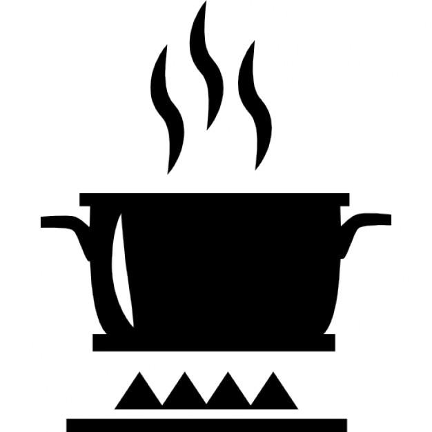 Kochen Am Feuer Download Der Kostenlosen Icons