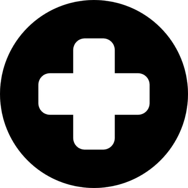 kreuz in einem kreis download der kostenlosen icons. Black Bedroom Furniture Sets. Home Design Ideas