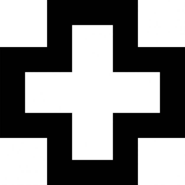 kreuz symbol umriss download der kostenlosen icons. Black Bedroom Furniture Sets. Home Design Ideas
