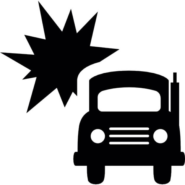 LKW-Unfall | Download der kostenlosen Icons