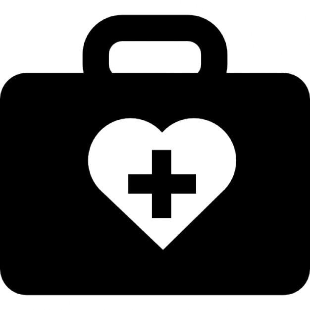Medizin-Kit mit Erste-Hilfe-Symbol | Download der kostenlosen Icons | {Erste hilfe symbol 44}