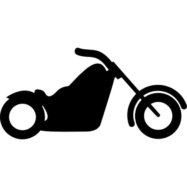 Motorrad Seitenansicht | Download der kostenlosen Icons