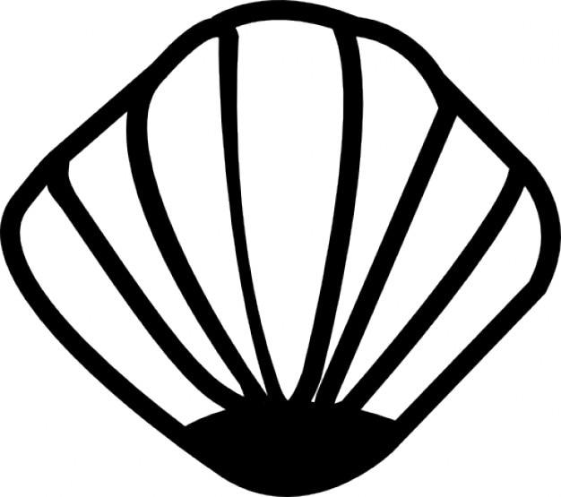 Muschel Als Symbol