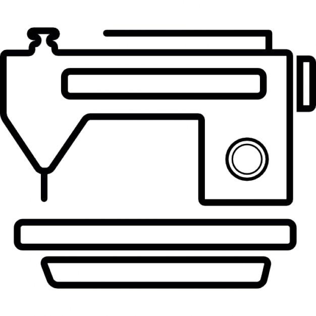 Nähmaschine   Download der kostenlosen Icons