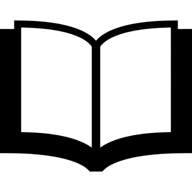 Offenes Buch Kostenlose Icons