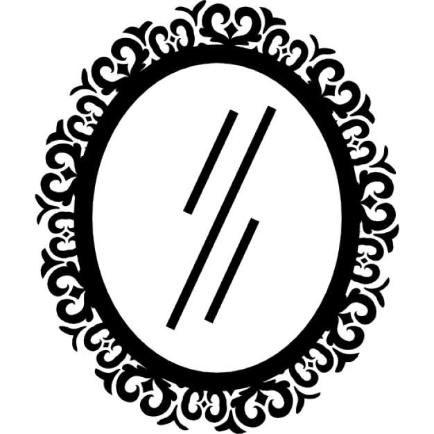 ovalen spiegel friseursalon mit bord re download der kostenlosen icons. Black Bedroom Furniture Sets. Home Design Ideas