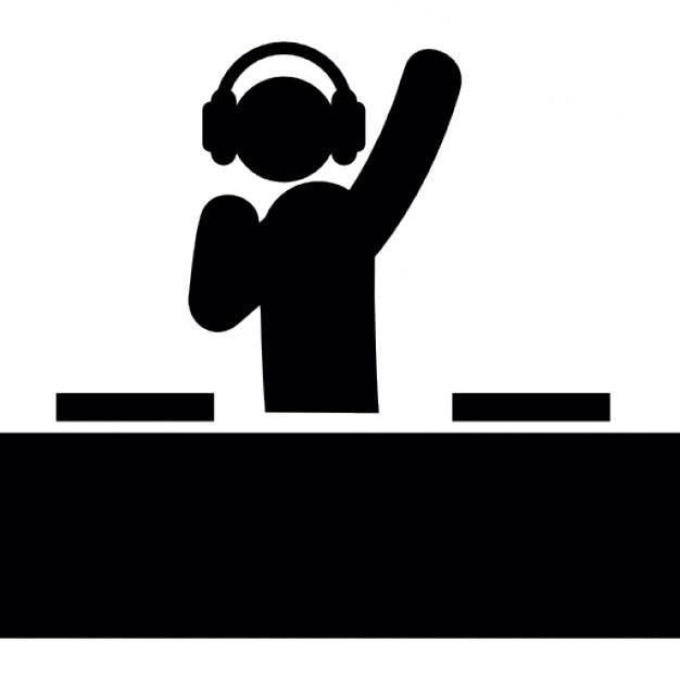Party dj   Download der kostenlosen Icons