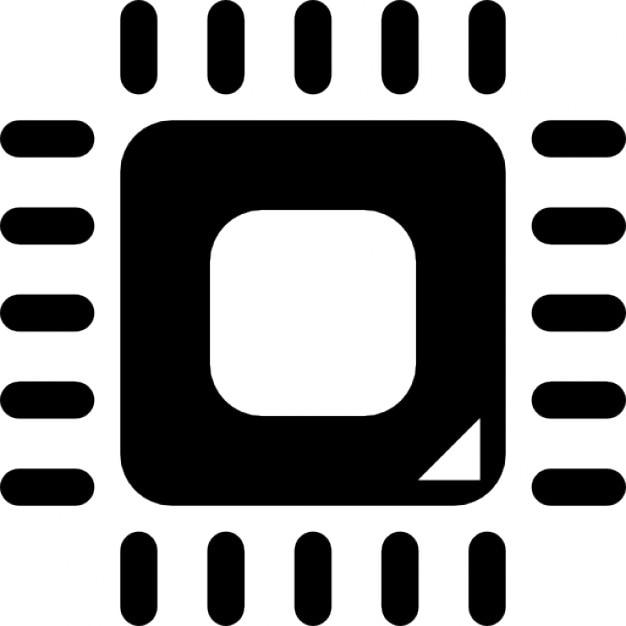 Prozessor-Computer-Tool | Download der kostenlosen Icons