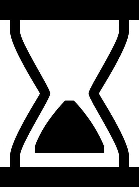 Sanduhr icon  Sanduhr. Jahrgang Uhr   Download der kostenlosen Icons