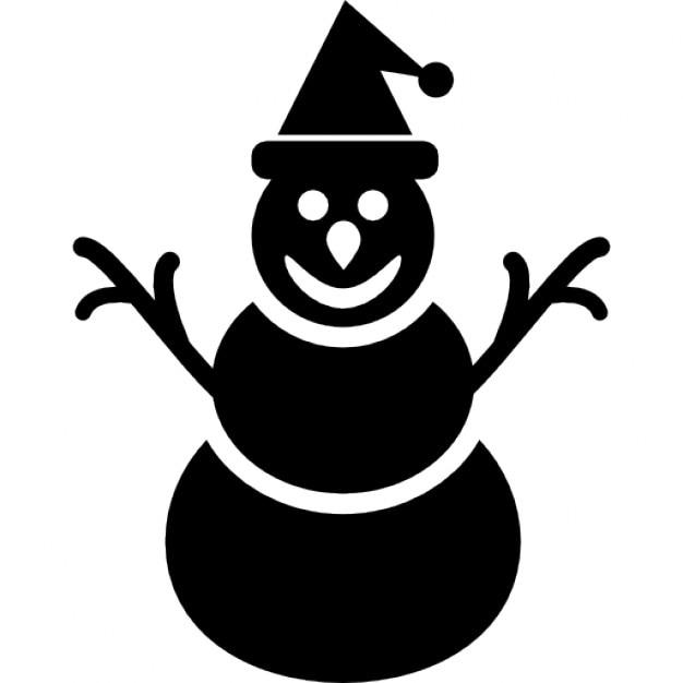 schneemann der weihnachtsferien download der kostenlosen icons. Black Bedroom Furniture Sets. Home Design Ideas