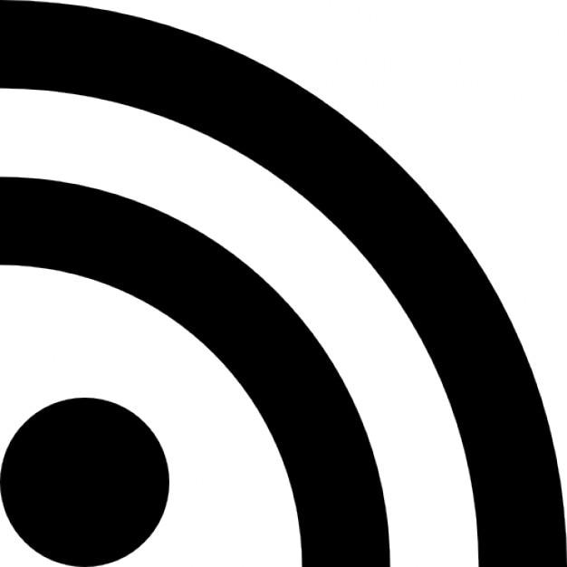 Signal internet Kostenlose Icons