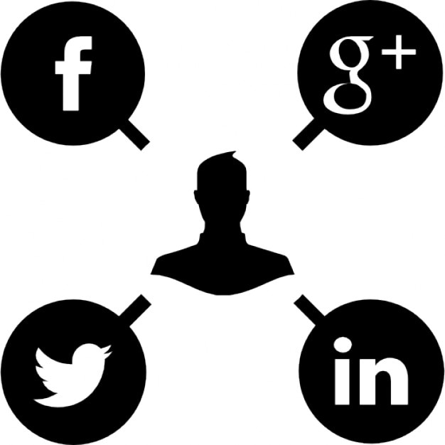 Social-Media-Kampagne | Download der kostenlosen Icons