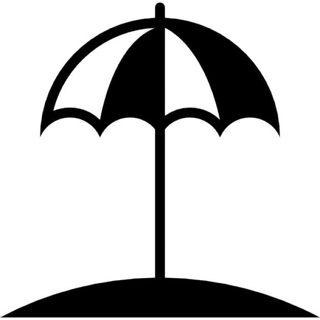 Sonnenschirm grafik  Sonnenschirm für den Schutz vor der Sonne | Download der ...