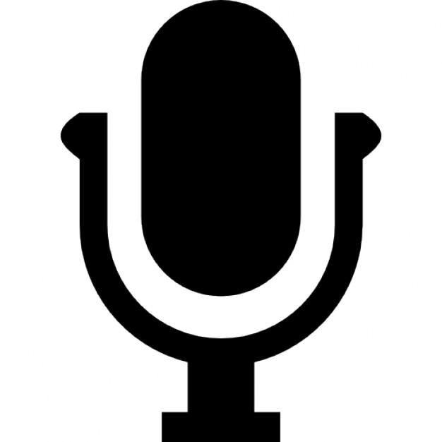 Stimme Mikrofonsymbol | Download der kostenlosen Icons