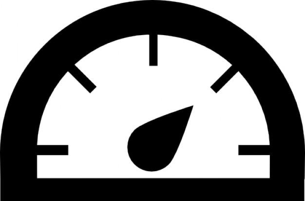 Tachometer zähler Kostenlose Icons