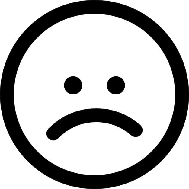 Trauriges Gesicht Download Der Kostenlosen Icons